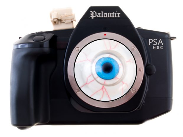 Palantir See All mystic DSLR